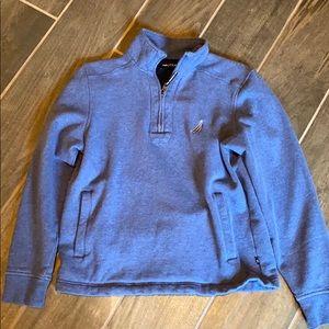 Nautica 1/4 zip sweatshirt